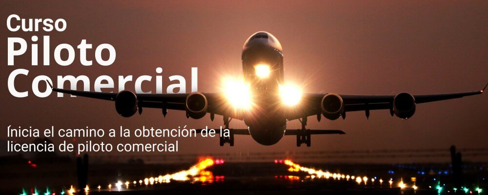 Course Image Piloto Comercial de Avión (CPL141)