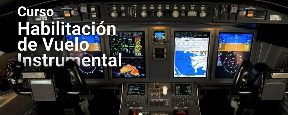 Course Image Habilitación IFR (IFR141)